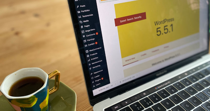 THE PROS & CONS OF USING WORDPRESS TO CREATE YOUR WEBSITE
