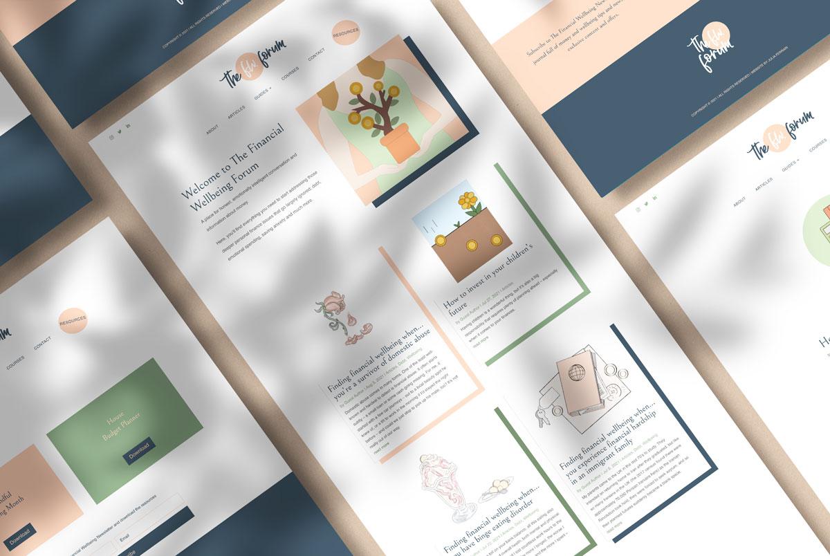 The fwf web design